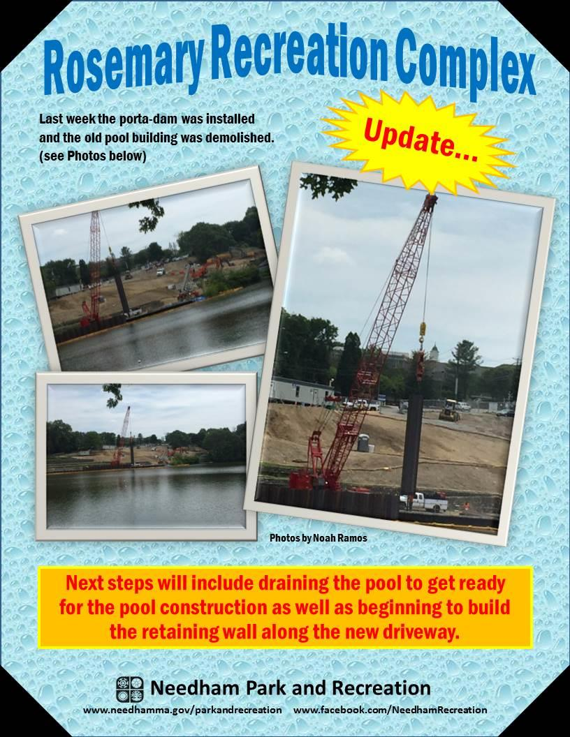 Images of Rosemary Pool Demo-Construction